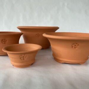 Pots, straight